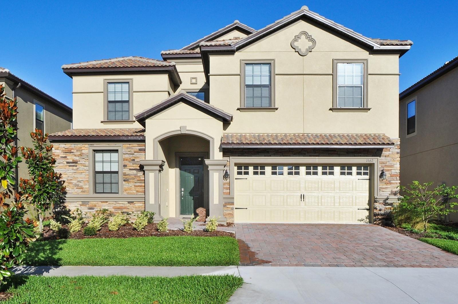Champions Retreat - Energy Efficient 9 Bed Villa on ChampionsGate Resort, FL